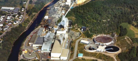 Overview Paper Mill Site Plant